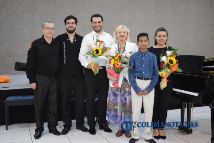 Concierto de Violonchelo y piano en el CUBAM