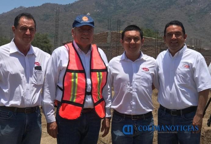 Invierten 4 millones de pesos en una nueva escuela secundaria en Manzanillo