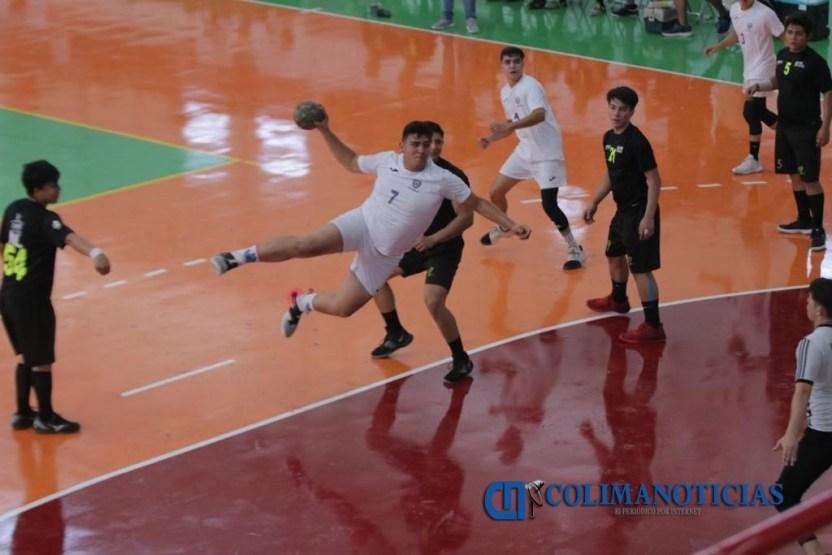 JIPS Olimpiada Nacional Handball 9 1024x683 - Preside JIPS premiación de Handball de la Olimpiada Nacional y Nacional Juvenil 2019