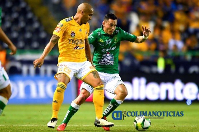 León vs Tigres 696x463 - Definidos los horarios de la Final del Clausura 2019