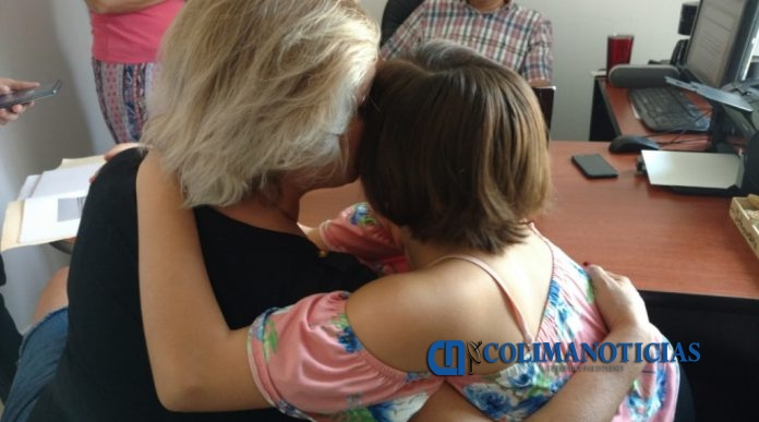 Pronna 1 696x387 - Gobierno del Estado reintegra a niña estadounidense con su abuela materna