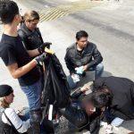 agreden a motociclistas 150x150 - Personal de seguridad de la caseta Atoyac, arremeten con tubo de acero contra motociclistas