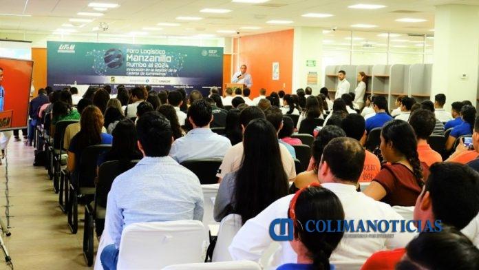 Conferencia API 696x392 - Puerto Cuyutlán operará más de cincuenta años: Héctor Mora
