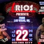 Jornada boxística este sábado en la Unidad Morelos 3