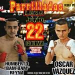 Jornada boxística este sábado en la Unidad Morelos 5