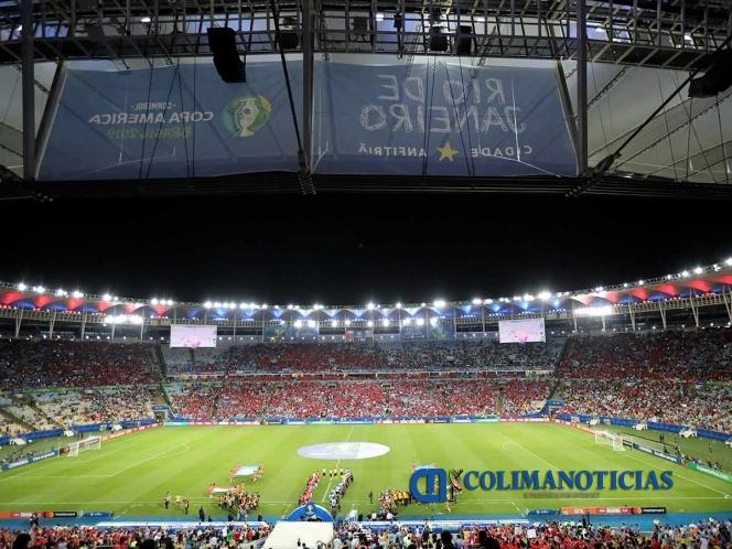 Listos los cuartos de final de la Copa América