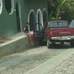 camioneta sin frenos 150x150 - Se queda sin frenos en la baja de El Colomo