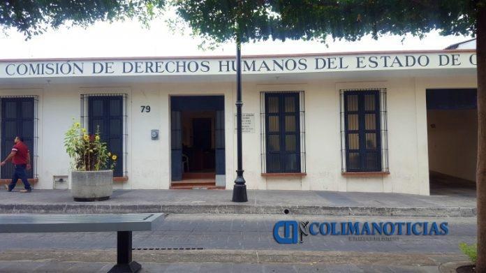 comision derechos humanos en colima 696x391 - Interponen cinco quejosos 2 amparos contra proceso de elección del presidente de la CDHE