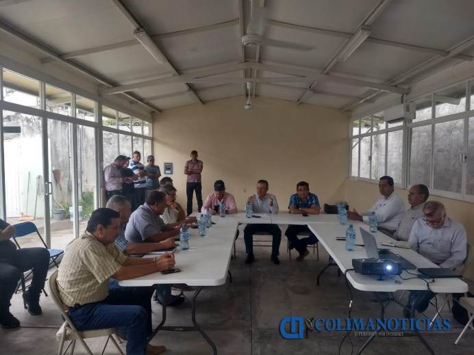 reunion de productores de platano