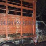 Arde camioneta durante la madrugada en El Colomo 3 150x150 - Arde camioneta durante la madrugada en El Colomo
