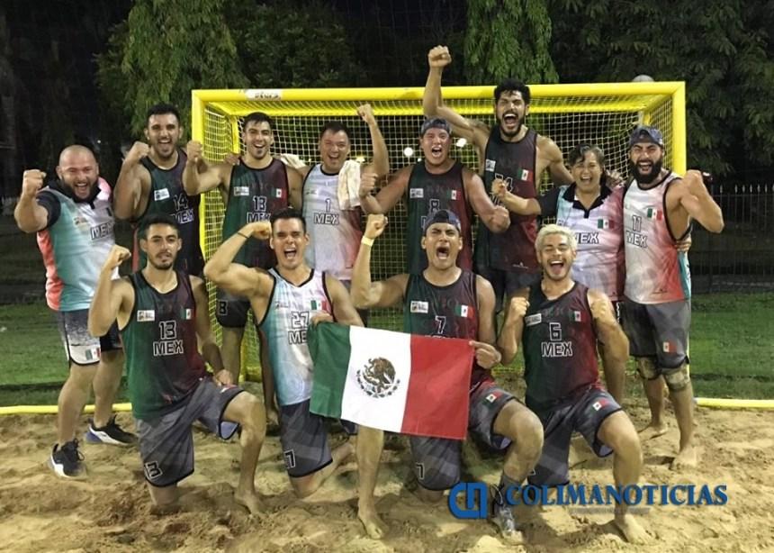 Incode 30 - Clasifica México al Mundial de Handball de Playa en Italia 2020