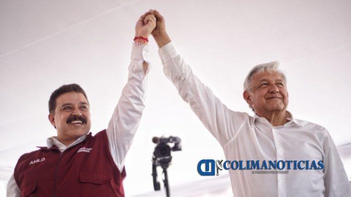 Lomeli AMLO 696x392 - Renuncia Carlos Lomelí como súperdelegado del Gobierno de AMLO en Jalisco