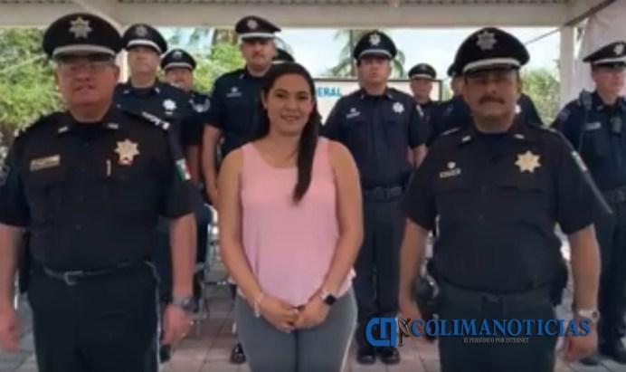 Respalda Policía Federal en Colima proyecto de Guardia Nacional