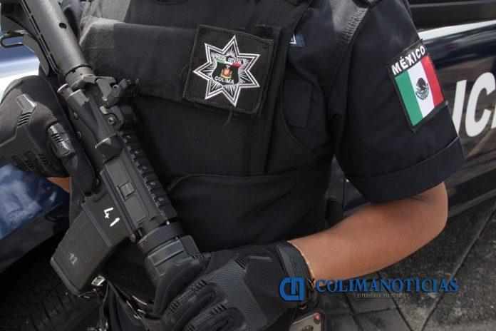 SSP policia estatal 696x464 - Confirma SSP fallecimiento de un elemento de seguridad penitenciaria