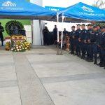 homenaje a policia de armeria 150x150 - Autoridades municipales rinden homenaje a Policía de Armería que fue ejecutado