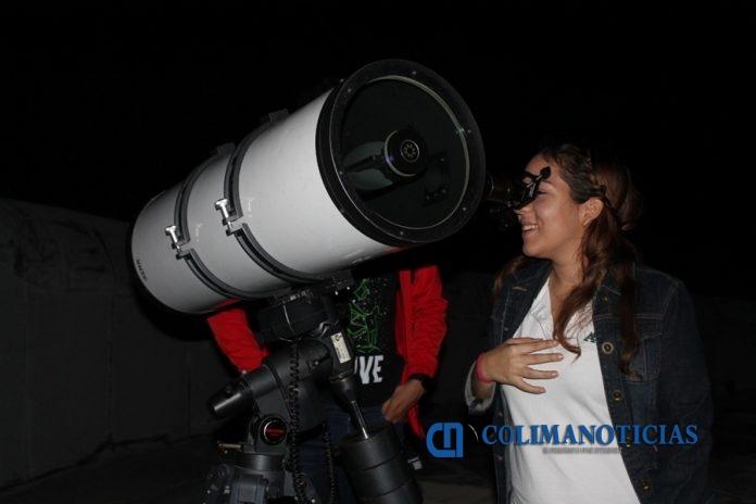 telescopio 696x464 - Realizará Cultura actividades para celebrar 50 años de la llegada del hombre a la luna