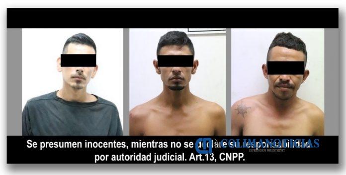 En cateo aseguran droga y detienen a tres personas 696x353 - En cateo aseguran droga y detienen a tres personas