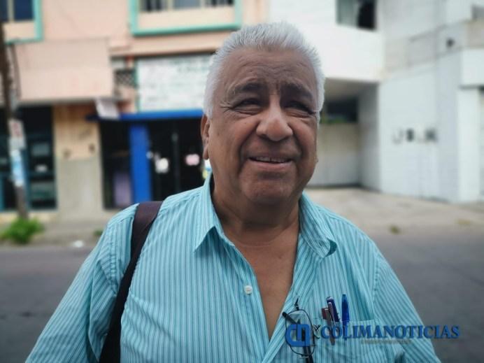 Gabriel Velazco instituto colimense del hombre