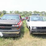 cateo recuperan carros 150x150 - En cateo, Fiscalía del Estado recupera dos vehículos robados