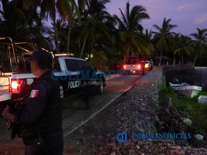 enfrentamiento en Pascuales 696x522 - Registran balacera en operativo entre fuerzas Federales y Estatales en El Paraíso