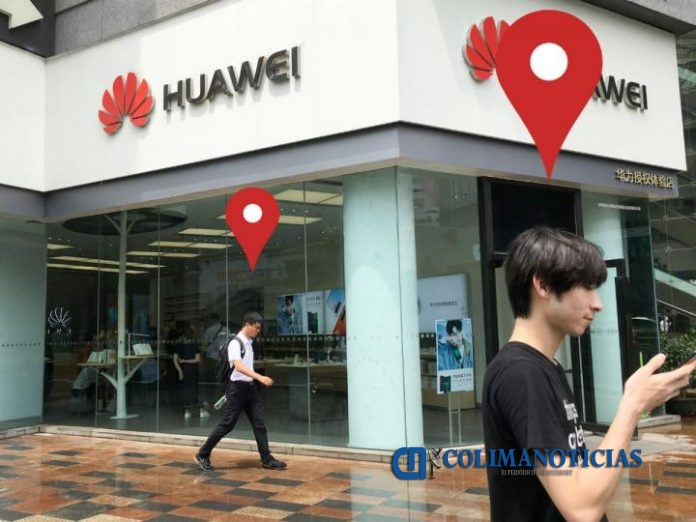 huawei maps 696x522 - Huawei desarrolla su propio servicio de mapas y geolocalización