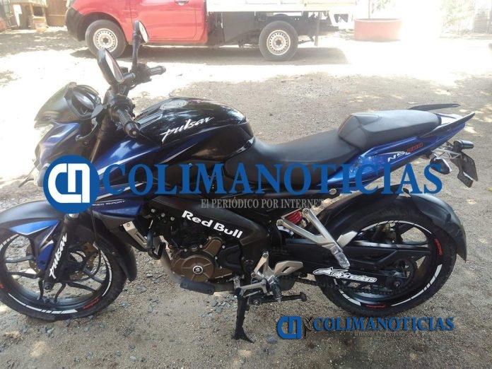 robo moto 696x522 - Reportan robo de moto en el Barrio 1
