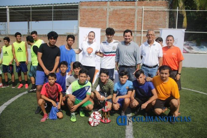 Cascarita INJU 6 696x464 - Concluye torneo 'Cascarita INJU 6' con gran éxito