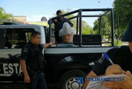 Detienen vecinos a ladrón mientras hurtaba en vivienda de El Yaqui