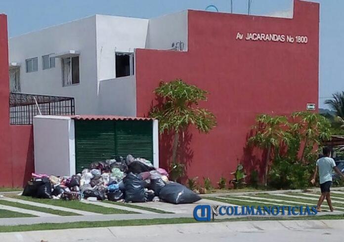 Dos semanas sin recolección de basura en Terraplena 696x490 - Dos semanas sin recolección de basura en Terraplena