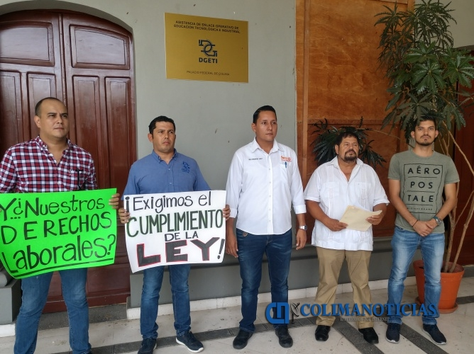 docente snte - Quita Gobierno Federal horas a maestros destacados de Colima