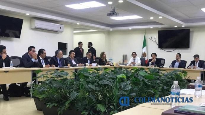 Comisión de Hacienda y Crédito Público de la Cámara de Diputados
