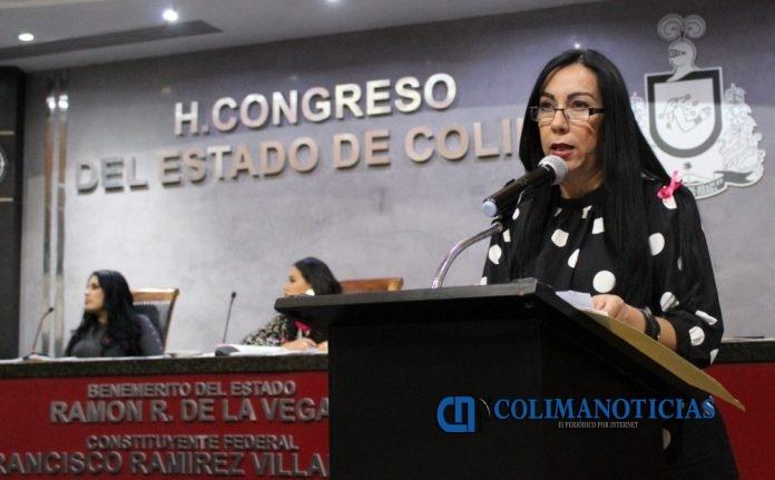 Diputada Claudia Aguirre Luna 696x431 - Que actas tengan vigencia permanente, propone Diputada Claudia Aguirre Luna
