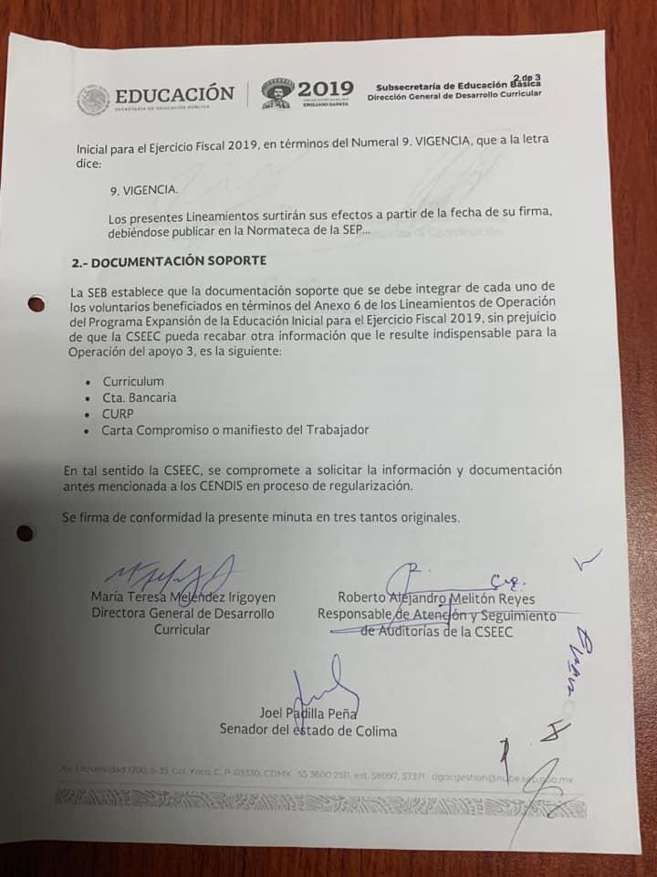 gobierno federal no envío los recursos para trabajadores de Cendis 2 - Por lineamientos federales los pagos a trabajadores de Cendis, únicamente pueden ser a partir del convenio: Gobernador