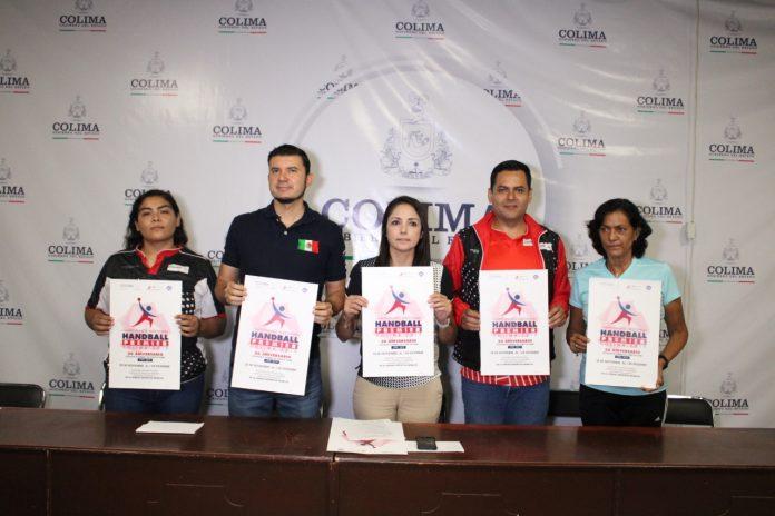 Handball anuncio 696x464 - Colima será sede del Campeonato Nacional de Handball 2019: Incode