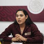 indira vizcaino 150x150 - Indira pide paciencia a los 22 mil estudiantes de nivel medio superior que esperan becas