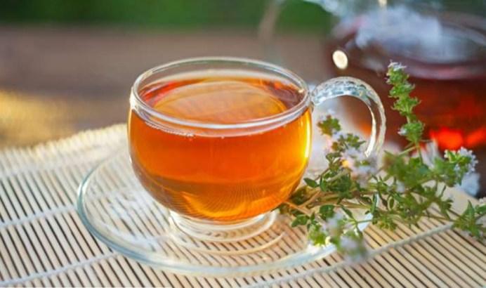 té de oregano