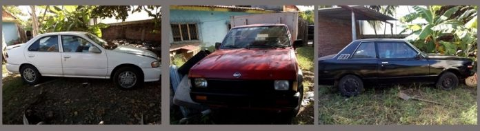 FOTO VEHÍCULOS 696x190 - En cateo aseguran tres vehículos robados en La Virgencita