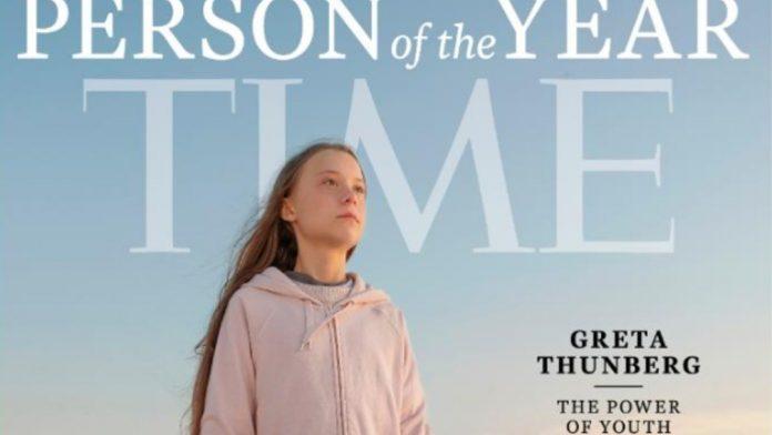 time nombra greta thunberg persona 2019 696x392 - Greta Thunberg fue elegida como la persona del año por la revista Time