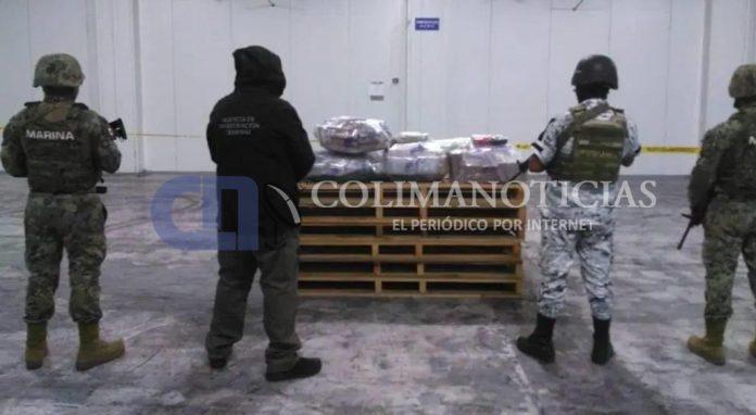 DECOMISAN COCAÍNA 696x382 - Marina Armada decomisa 150 paquetes de polvo con características de cocaína - #Noticias