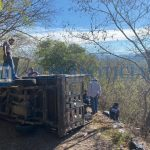Se lesionan trabajadores del Ayuntamiento de Colima al volcarse en camioneta 150x150 - Se lesionan trabajadores del Ayuntamiento de Colima al volcarse en camioneta - #Noticias