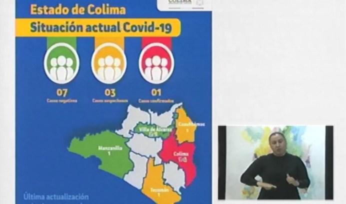 Con declaratoria de emergencia en Colima se busca no rebasar capacidad hospitalaria por Covid 19