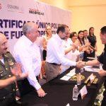 JIPS certificados en seguridad 150x150 - Colima ha certificado 94% del personal en seguridad: Gobernador - #Noticias