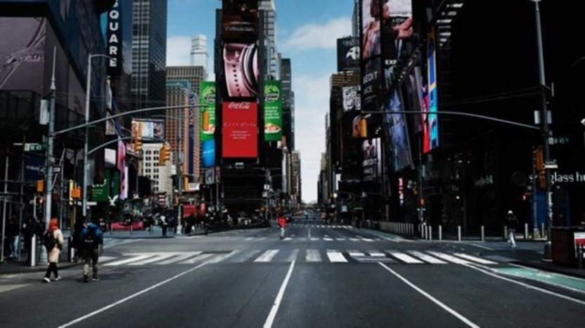 Nueva York covid19 - Estados Unidos supera a China e Italia y se convierte en el país con más contagios de covid-19 confirmados