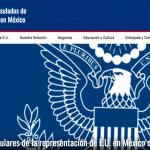 consulado EU 150x150 - Suspende los servicios consulares de la representación de Estados Unidos en México por COVID-19