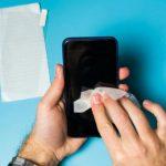 desinfectar celular 150x150 - Cómo desinfectar correctamente la pantalla de tu celular - #Noticias