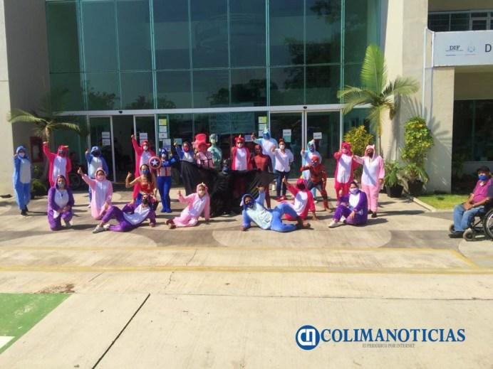 DIF Estatal Colima realizará Caravana de la Alegría, entregarán fruta y juguetes este 30 de abril
