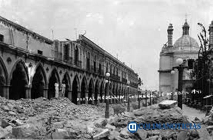 Foto: Archivo Histórico de la Universidad de Colima/Colección Rubén Vizcarra Campos