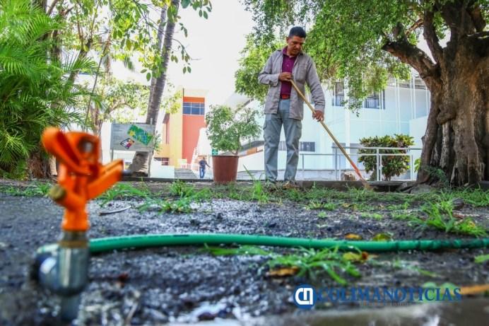 Dan mantenimiento a instalaciones universitarias durante cuarentena_e