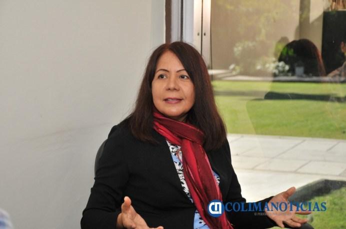 Nancy Molina_Entrevista sobre violencia intrafamiliar
