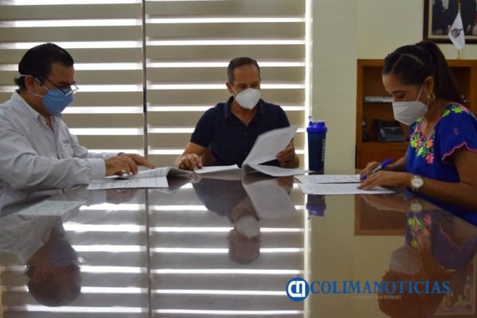 OSAFIG firma convenio para certificación de firma electrónica